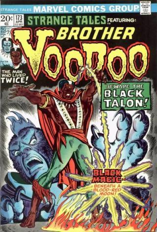 Brother Voodoo #173