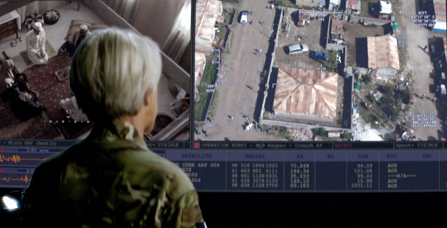 Eye in Sky Hellen Mirren